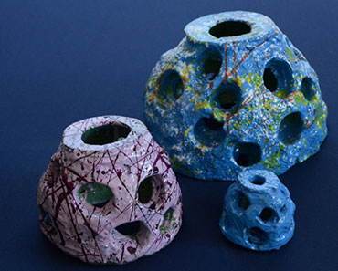 Eternal Reefs - Tribute Reef Painted Models