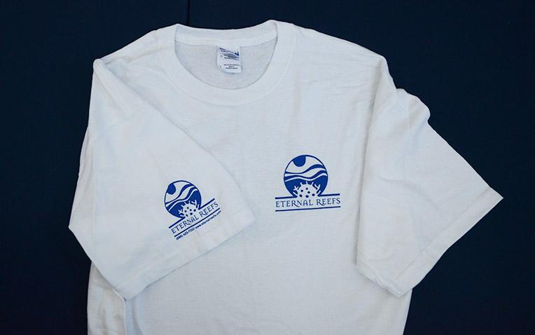 Eternal Reefs keepsake t-shirt