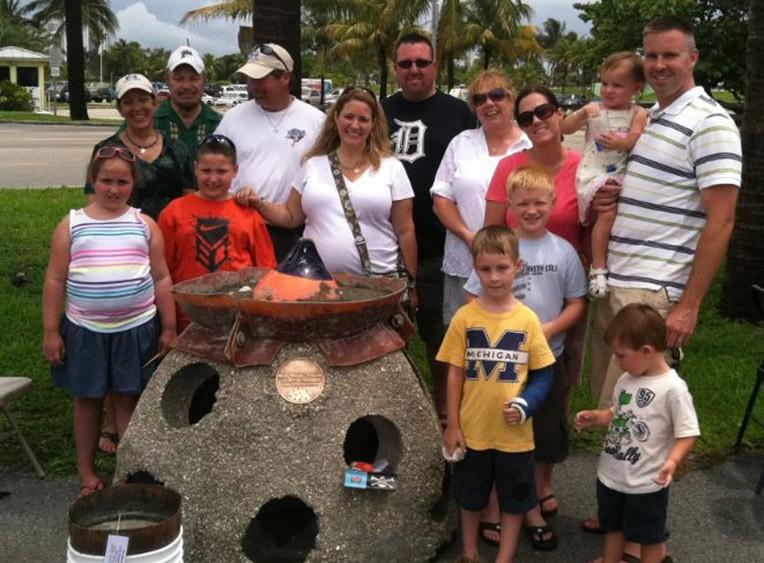 Eternal-Reefs-Casting-6-Family-at-casting
