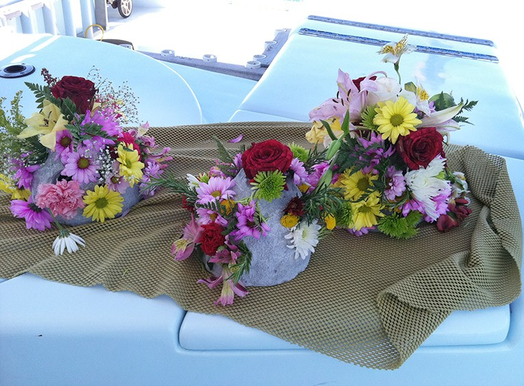 Eternal-Reefs-Placement-04-Pensacola-10-17-11-Flowers