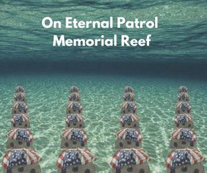 On Eternal Patrol Memorial Reef